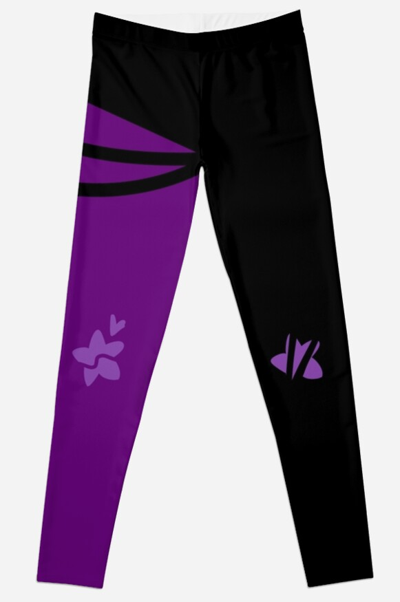 Sugilite Leggings by FrenzyFox