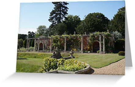 Somerleyton Gardens by NikkiMatthews
