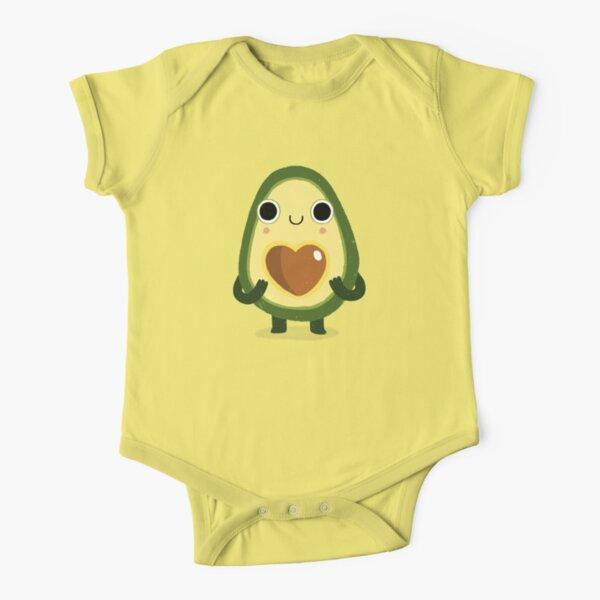 Arsmt Baby Girls Infant Kawaiis Penguin Baby Funny Short Sleeve T-Shirts