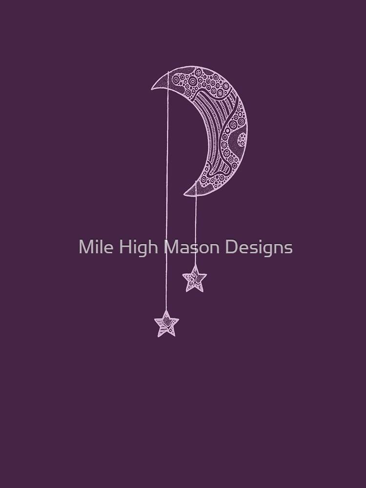 Hanging Stars- Lilac de MKMasonArts