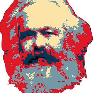 Karl Marx by idaspark