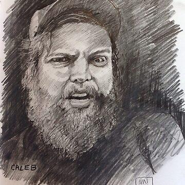 Caleb by MitchAiken
