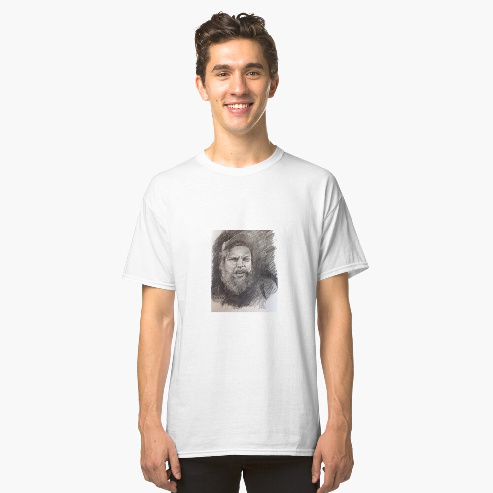 Caleb Classic T-Shirt Front