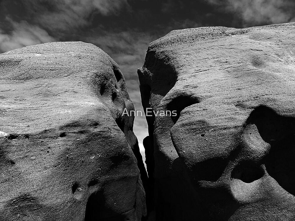 Like a Stone by Ann Evans