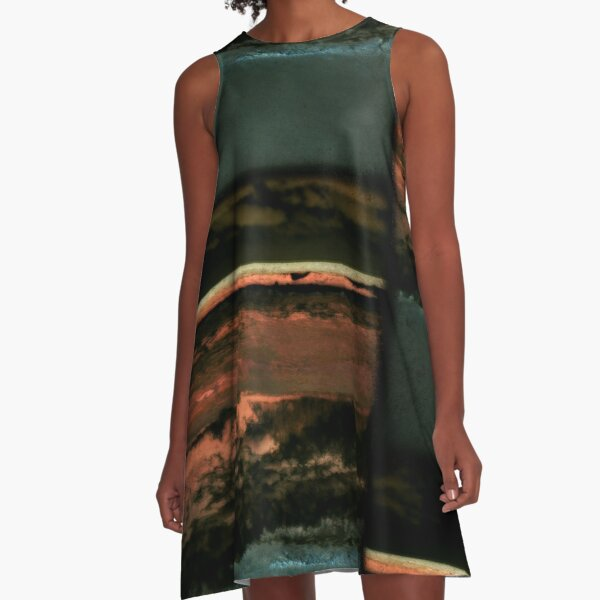 what do you see? A-Line Dress