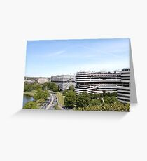 Watergate Greeting Card