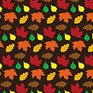 Autumn Leaves by Charley Zollinger