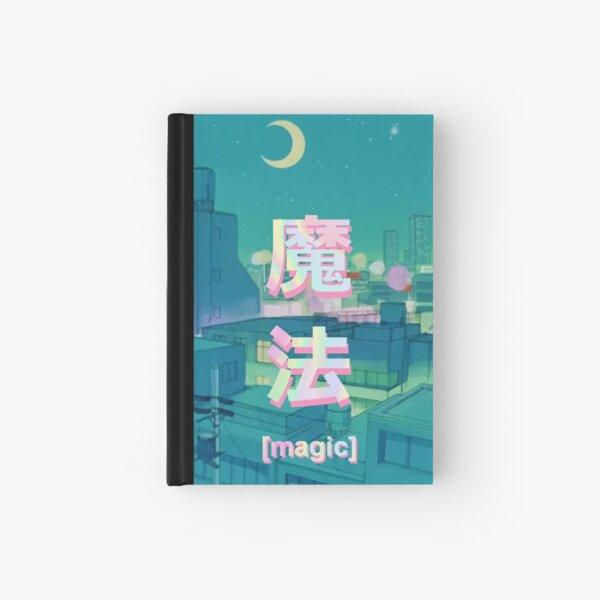 Mahou 魔法 Night Anime Sky Carnet cartonné