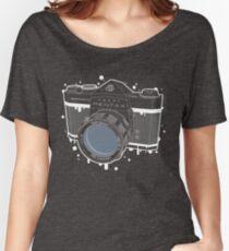 SPOTMATIC Women's Relaxed Fit T-Shirt