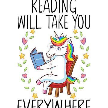 Reading Will Take You Everywhere by FutureInTheAir