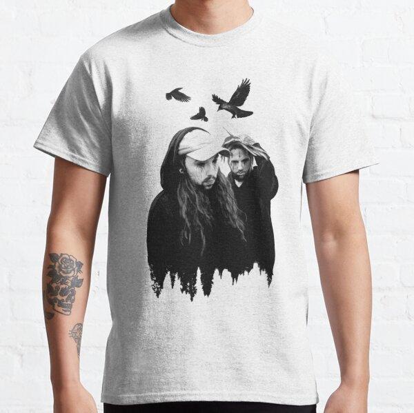 Cuervo suicida Camiseta clásica