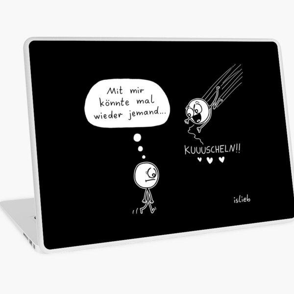 Kuschel Timing Laptop Folie