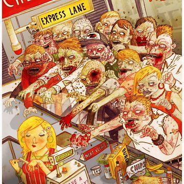 Zombie Attack!! by deanbeattie