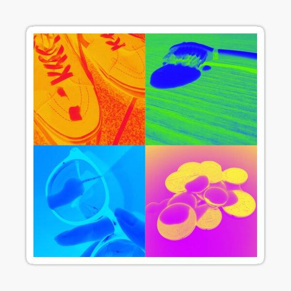 BATE Grid Sticker