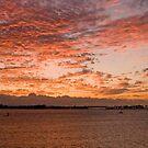 San Juan Sunset by JimSanders