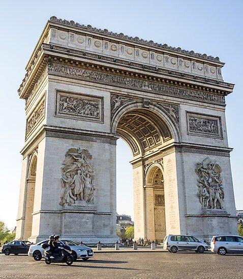 Arc de Triomphe by PatiDesigns