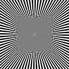 Optical Illusion Black and White by ceemoon