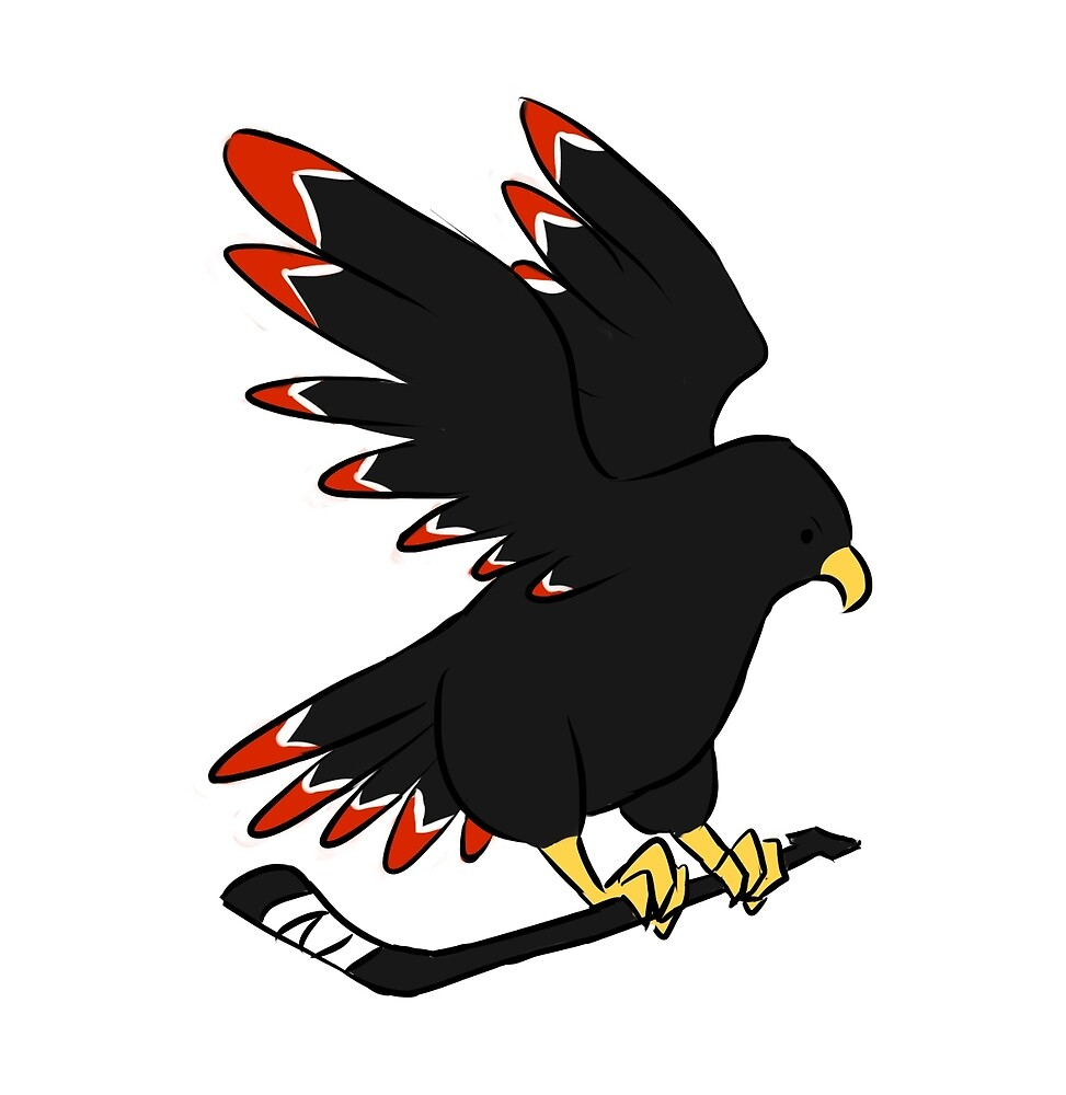 a chicago hawk by ninjaomelet