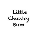 Little chunky bum by MarleyArt123