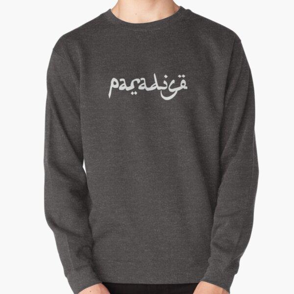 Paradise Hamza (Blanc) Sweatshirt épais