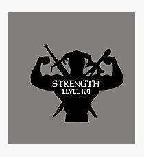 Level 100 Photographic Print
