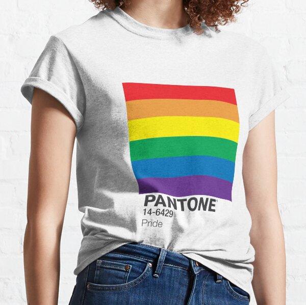 PANTONE PRIDE - GAY Classic T-Shirt