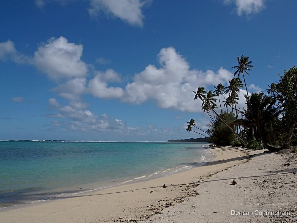 Tropical breeze by Duncan Cunningham