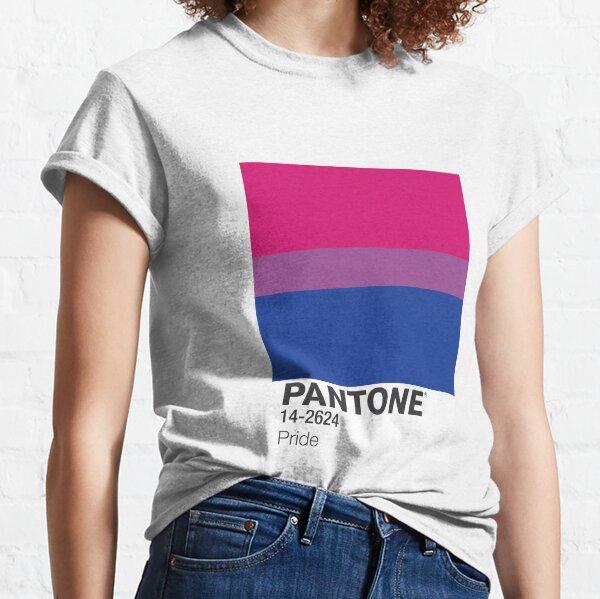 PANTONE PRIDE - BI Classic T-Shirt