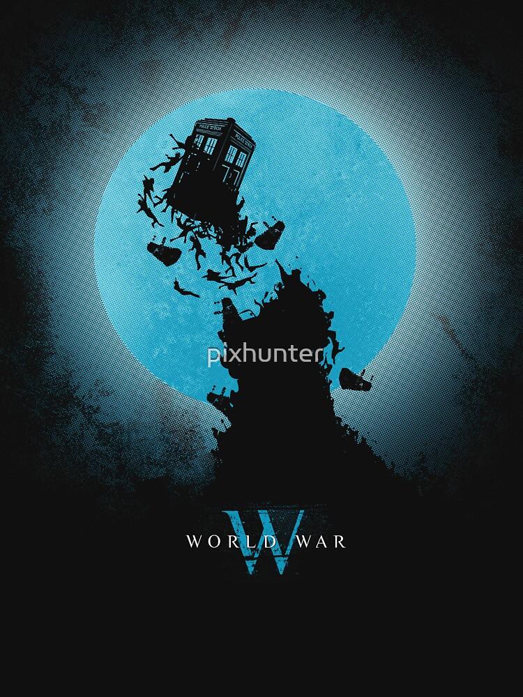 World War W by pixhunter