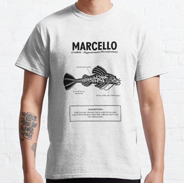 A catfish named Marcello T-shirt classique