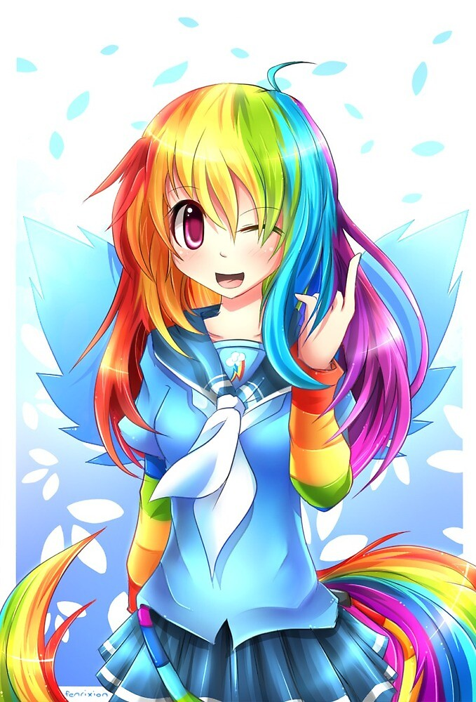 Rainbow Dash by Artbyhayden