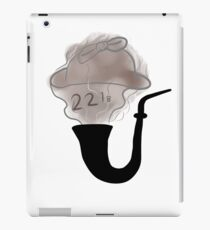 Consulting Detective Sherlock Holmes iPad Case/Skin