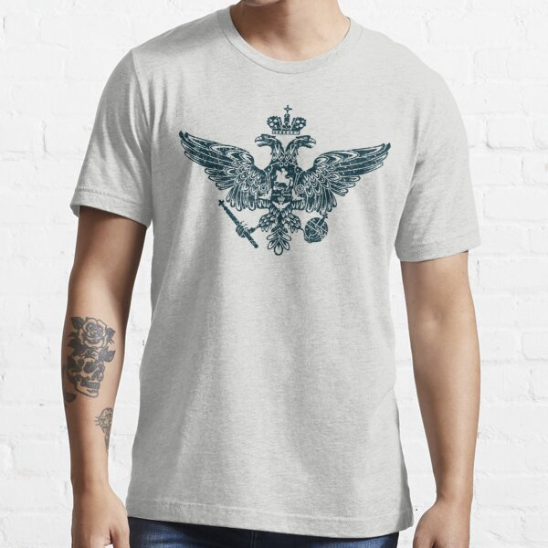 Coat of Arms of Russian Empire Essential T-Shirt