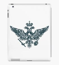 Coat of Arms of Russian Empire iPad Case/Skin