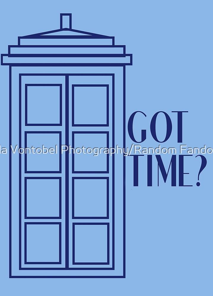 Got Time? by Amanda Vontobel Photography/Random Fandom Stuff