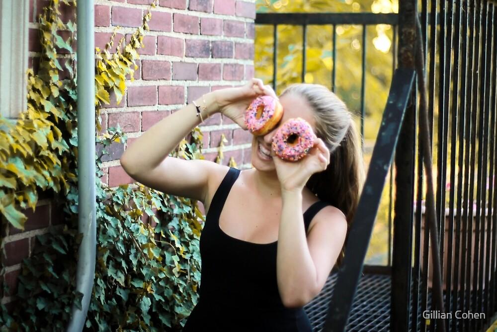 I Donut Like You :) - Horizontal  by Gillian Cohen