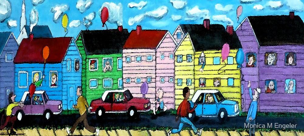 Street Life by Monica Engeler