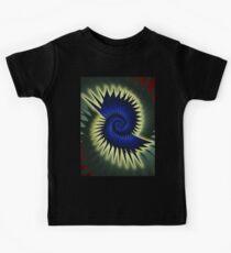 Blue Spiral Kids Clothes