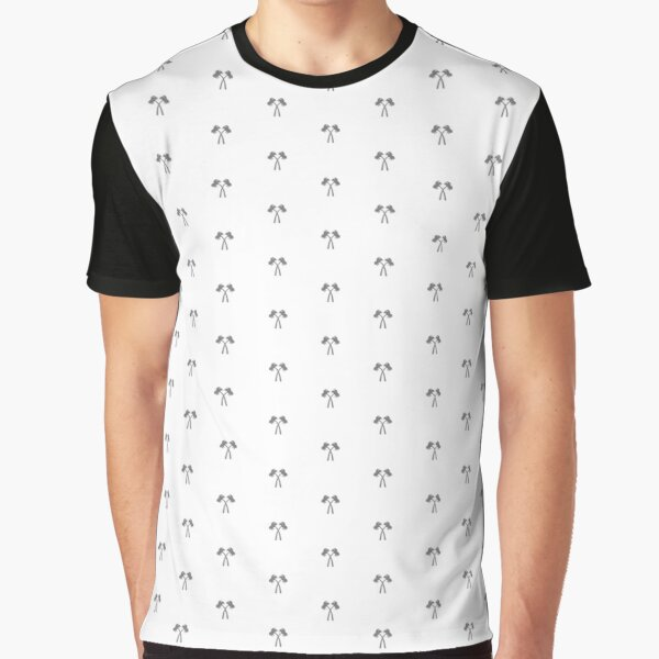 In N Out Style Double Palm Tree Apparel Graphic T-Shirt