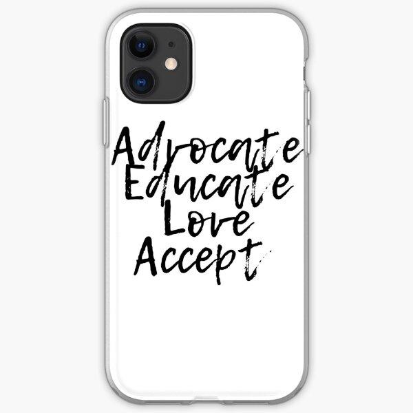 Advocate  iPhone Soft Case
