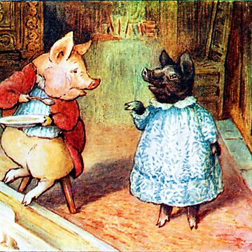 Pigling Bland by Beatrix Potter by Geekimpact