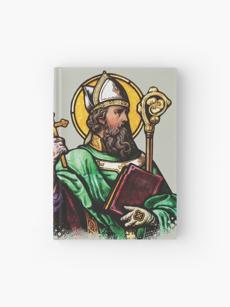 Saint Patrick Grunge Christian cross and bible green Ireland nationalism  color Vintage Medieval Irish celtic Art HD High Quality Online Store |