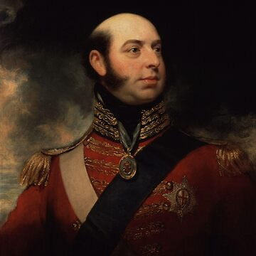 Edward Duke of Kent and Strathearn Sir William Beechey oil painting by Geekimpact