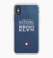 Just a Kid From Brooklyn iPhone Case