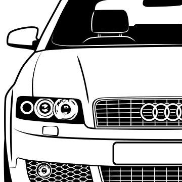 Audi A4 S-Line Avant Custom Design by CarWorld