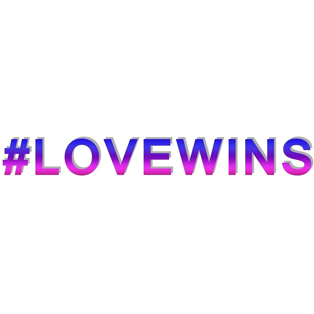 #lovewins bisexual by binarykid