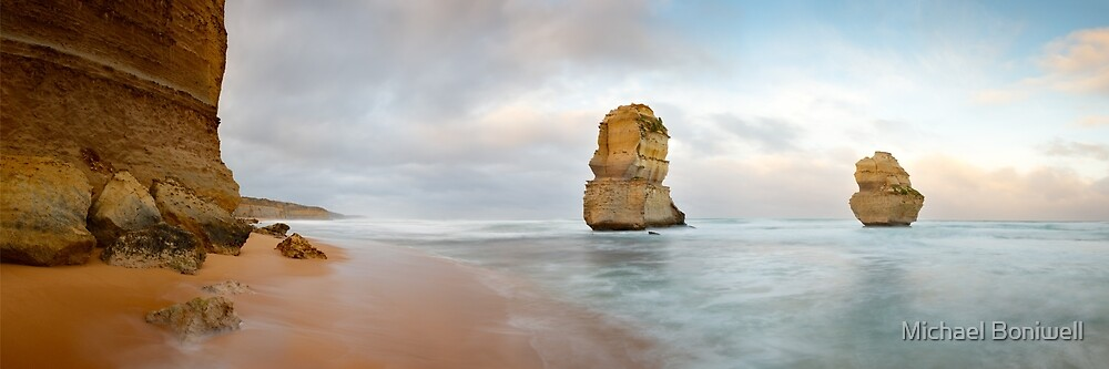 Still Standing, Twelve Apostles, Great Ocean Road, Victoria, Australia by Michael Boniwell
