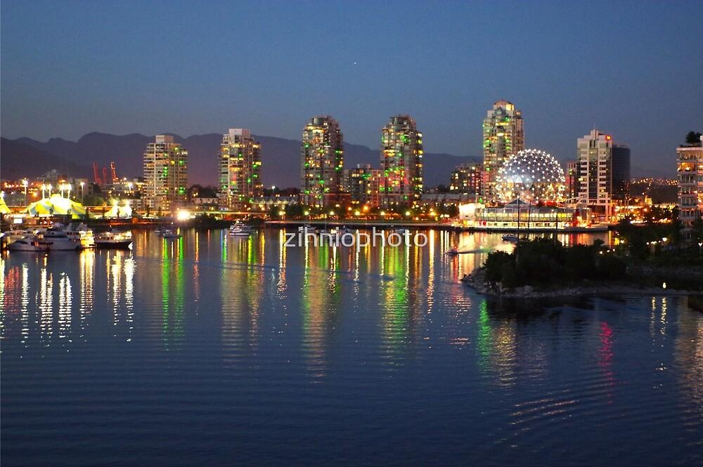 Vancouver False Creek by zihniophoto