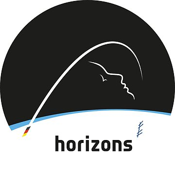Horizons Mission Patch by Spacestuffplus
