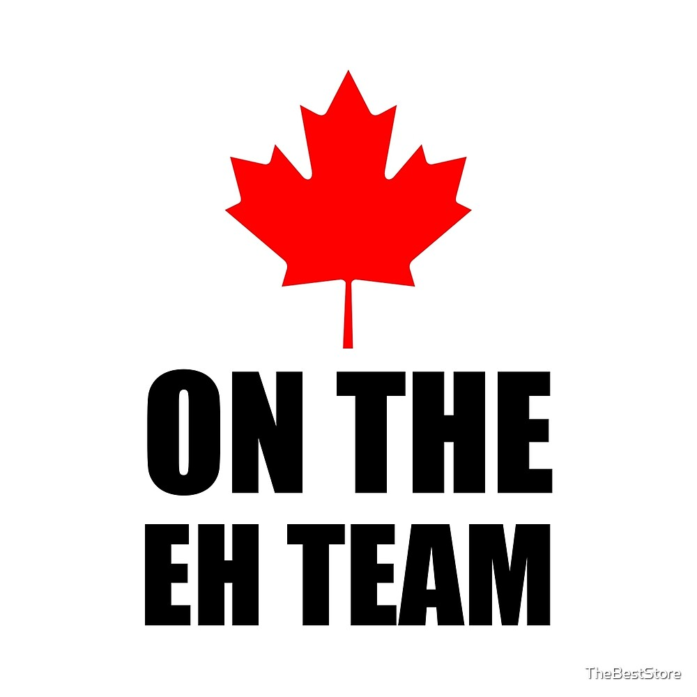 a889674aa20b85 On The Eh Team Canada Funny